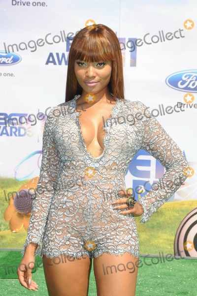Teairra Mari Photo - Teairra Mari attending the 2011 Bet Awards Red Carpet Arrivals Held at the Shrine Auditorium in Los Angeles California on 62611 photo by D Long- Globe Photos Inc 2011