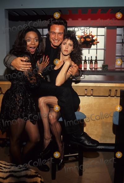 Anthony Addabbo Photo - Jonelle Allen with Anthony Addabbo and Nancy Sorel Photo by Bob V Noble-Globe Photos Inc