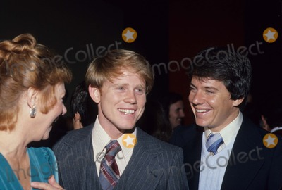 Anson Williams Photo - Ron Howard with Marion Ross and Anson Williams G5259n Photo by Bob V Noble-Globe Photos Inc