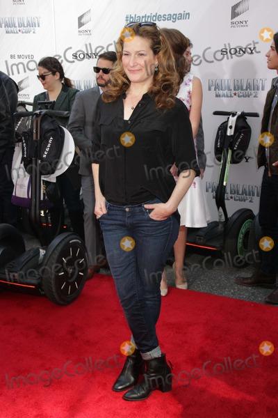 Ana Gasteyer Photo - Ana Gasteyer at World Premiere of Paul Blart Mall Cop 2 at Amc Loews Lincoln Square 4-11-2015 John BarrettGlobe Photos