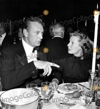 Gary Cooper Photo - June Allyson_gary Cooper Globe Photosinc