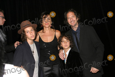 The Naked Brothers Band Photo - 30th Annual Songwriters Hall of Fame Ceremony at Marriott Marquis Hotel New York City 06-19-2008 Photo by Barry Talesnick-ipol-Globe Photos Nat Wolff and Alex Wolff of the Naked Brothers Band with Parents Michael and Polly Draper