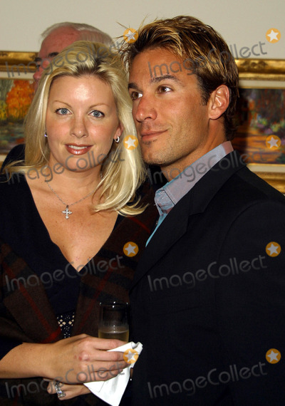 Dan Cortese Photo - Dan Cortese and Wife Deedee City Hearts Fundraiser at the Truffle Dinner - Estate of Jane Seymour Malibu CA - February 01 2003 - Photo by Nina PrommerGlobe Photos Inc2003