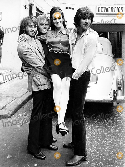 The Bee GEES Photo - The Bee Gees PipGlobe Photos Inc Beegeesretro