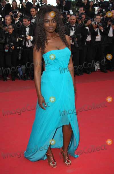 Aissa Maiga Photo - Aissa Maiga Actress    Tree of Life Premiere - the 64th Cannes Film Festival in Cannes France May 16 2011photo by David gadd-allstar-globe Photos Inc