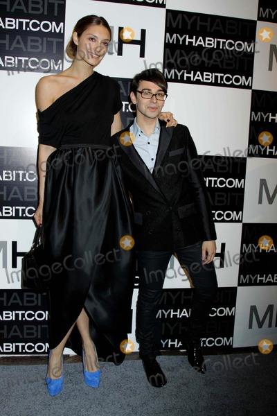 Anna Schilling Photo - myhabitcom launch-amazons New Fashion websiteskylight West Studios nycmay 18 2011photos by Sonia Moskowitz Globe Photos Inc 2011christian Siriano Anna Schilling