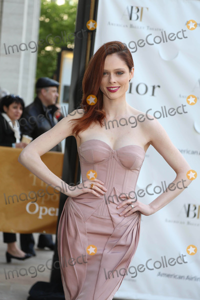 Coco Photo - American Ballet Theater Opening Night Spring Gala the Metropolitan Opera House Lincoln Center NYC May 13 2013 Photos by Sonia Moskowitz Globe Photos Inc 2013 Coco Rocha