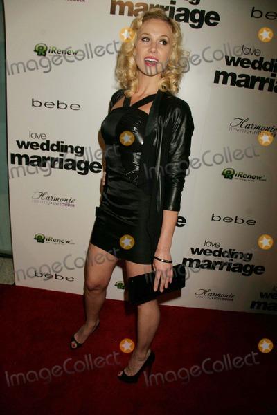 Gabrielle Shuff Photo - Love Wedding Marriage Los Angeles premierepacific Design Center  West Hollywood ca05172011 Gabrielle Shuff photo Clinton H wallace-ipol-globe Photos Inc 2011