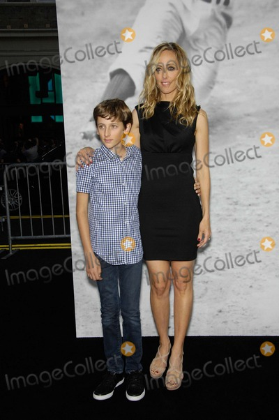 Kim Raver Photo - Luke Boyer and Kim Raver During the Premiere of the New Movie From Warner Bros Pictures 42 Held at Graumans Chinese Theatre on April 9 2013 in Los Angeles Photo Michael Germana - Globe Photos