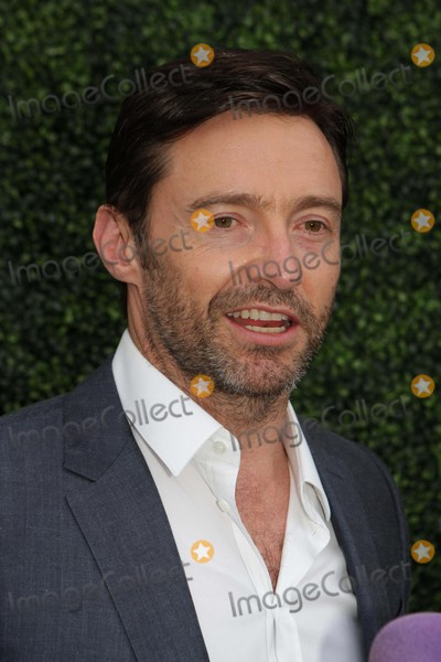 Arthur Ash Photo - Hugh Jackman Celebs at Us Open Tennis Mens Finals at Arthur Ashe Stadium 9-14-2015 John BarrettGlobe Photos