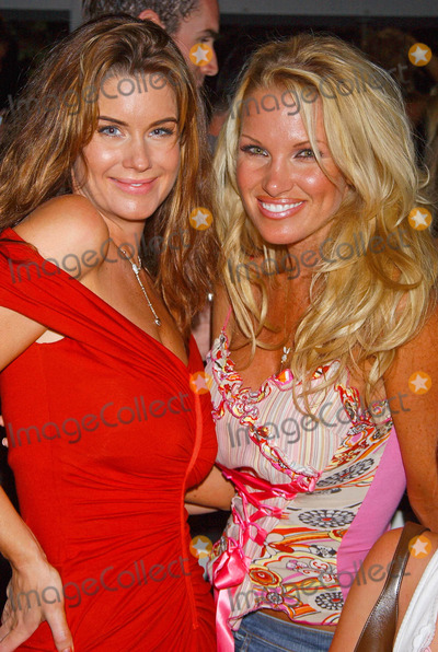 Carrie Stevens Photo - 2004 Playmate of the Year Party at Sky Bar West Hollywood CA 05062004 Photo by Miranda ShenGlobe Photos Inc 2004 Carrie Stevens and Tina Jordan