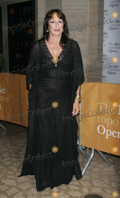 Angelica Huston Photo - Angelica Huston Arrives For the Metropolitan Operas Season Opening Production of Das Rheingold at the Metropolitan Opera House at Lincoln Center in New York on September 27 2010 Photo by Sharon NeetlesGlobe Photos Inc