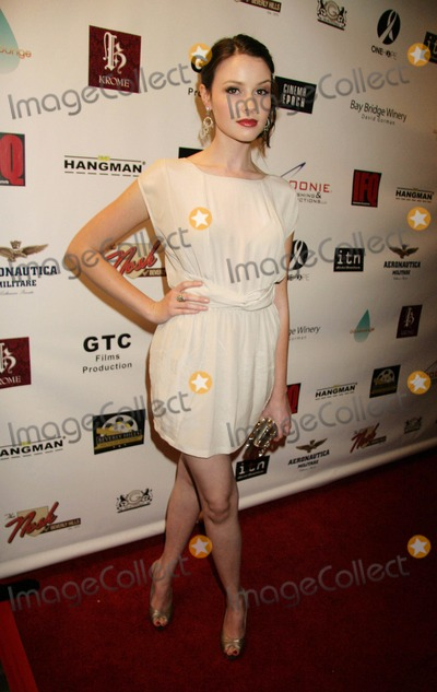 Jenn Proske Photo - Beverly Hills Film Tv and New Media Festival - Opening Night Party at the Aqua Lounge Beverly Hills CA 10-21-2010 Jenn Proske Photo Clinton H Wallace-ipol-Globe Photos Inc