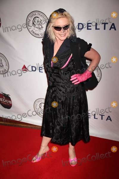 Debbie Harry Photo - Debbie Harry at the Friars Club Honoring Jack Black at NY Hilton 4-5-2013 John BarrettGlobe Photo