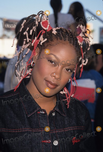 Da Brat Photo - Da Brat Hip Hop Music Awards at Pantages Theatre in Hollywood  Ca 1999 K16380lr Photo by Lisa Rose-Globe Photos Inc