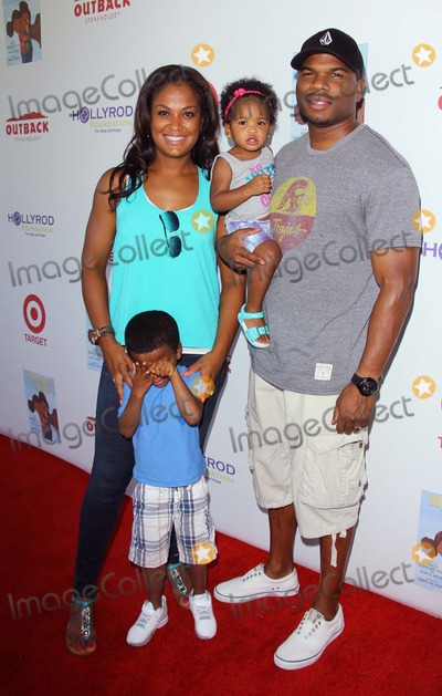 Ali Stephens Photo - Laila Ali attends the Hollyrod Foundations My Brother Charlie Family Fun Festival on 12th August 2012 at Culver Studios Culver Citycausaphoto TleopoldGlobephotos