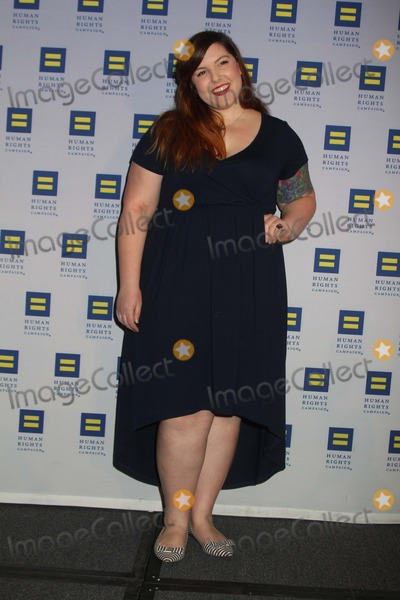Mary Lambert Photo - Mary Lambert Attend the 2015 Human Rights Campaign Greater New York Gala Dinner at the Waldorf Astoria Hotel on 1312015 in NYC