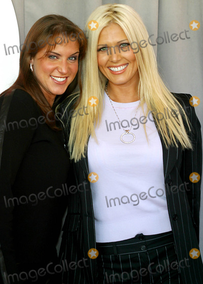 Stephanie McMahon Photo - Stephanie Mcmahon and Torrie Wilson K30680rm 2003-2004 Upn Upfront Presentation at Madison Square Garden in New York City 5152003 Photo Byrick MacklerrangefinderGlobe Photos Inc