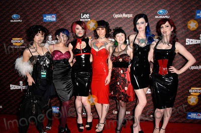 Suicide Girls Photo - Suicide Girls During Spike Tvs Scream 2008 Held at the Greek Theater on October 18 2008 in Los Angeles Photo Michael Germana Images - Globe Photos