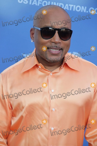 Daymond John Photo - Daymond John at Usopen Tennis Gala Red-carpet at Arthur Ashe Stadium 8-25-2014 John BarrettGlobe Photos