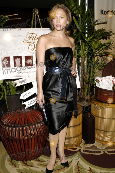 Jennifer Lopez Photo - Women in Film Presents Film Brings Us the World the 2006 Crystal  Lucy Awards Tesday June 6 2006 at the Century Plaza Hotel in Century City California K48237vg Jennifer Lopez