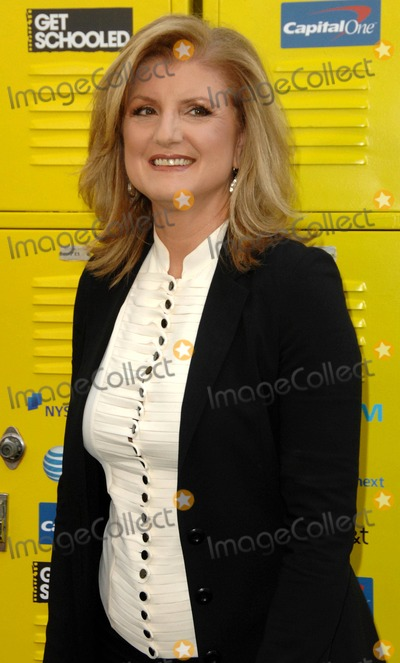 Melinda Gates Photo - Arianna Huffington attends the Bill  Melinda Gates Foundation and Viacom Host Get Schooled Conference and Premiere Held at Paramount Studios in Hollywood California on September 8 2009 Photo by David Longendyke-Globe Photos Inc 2009