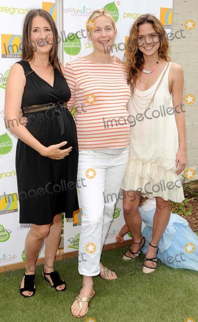 Anna Getty Photo - Anna Getty Kelly Rutherford Josie Maran attends the 2nd Annual Pregnancy Awareness Month Celebration Held at the Little Dolphins Pre-school in Santa Monica California on May 2 2009 Photo by David Longendyke-Globe Photos Inc 2009