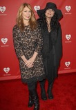 Nancy Wilson,Ann Wilson Photo - MusiCares MAP Fund Benefit - Arrivals