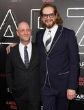 Bryan Fuller,Michael Green Photo - American Gods Premiere