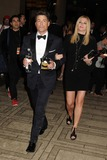 Sheryl Berkoff Photo - 12 January 2014 - Beverly Hills California - Rob Lowe Sheryl Berkoff Golden Globe Awards 2014 - Exits at the Beverly Hilton Photo Credit Byron PurvisAdMedia