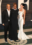 Mary J Blige Photo - 28 February 2016 - Beverly Hills California - Liberty Ross Mary J Blige Jimmy Iovine 2016 Vanity Fair Oscar Party hosted by Graydon Carter following the 88th Academy Awards held at the Wallis Annenberg Center for the Performing Arts Photo Credit Byron PurvisAdMedia