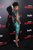 Samira Wiley Photos - 25 April 2017 - Hollywood California - Samira Wiley Los Angeles premiere of Hulus The Handmaids Tale held at ArcLight Hollywood in Hollywood Photo Credit Birdie ThompsonAdMedia