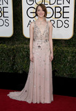 Emma Stone Photos - 08 January 2016 - Beverly Hills California - Emma Stone74th Annual Golden Globe Awards held at the Beverly Hilton Photo Credit HFPAAdMedia