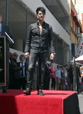 Photos From Criss Angel Honored With Star On The Hollywood Walk Of Fame