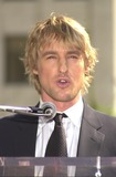 Owen Wilson Photo - Jackie Chan Star on the Walk of Fame
