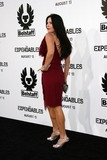 Christa Campbell Photo - The Expendables Film Screening