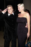 Tony Curtis,Jill Vandenberg Photo - Hollywood Make-Up and Hair Stylist Awards