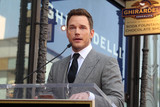 Photos From Chris Pratt Star on the Hollywood Walk of Fame