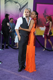 Zoe Saldana,Marco Perego Photo - Guardians of the Galaxy Vol 2  Los Angeles Premiere