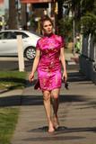 Photos From Playboy and HBO Star Erika Jordan