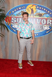 Photo - Zeke Smithat the Survivor Game Changers - Mamanuca Islands Finale CBS Studio Center Studio City CA 05-24-17