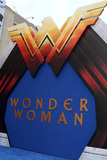 Photo - LOS ANGELES - MAY 25  Wonder Woman Atmosphere at the Wonder Woman Los Angeles Premiere at the Pantages Theater on May 25 2017 in Los Angeles CA