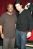 Billy Wirth,LeVar Burton,FRIARS CLUB Photo - GBK Productions Golden Globe Gifting Suite Day 3