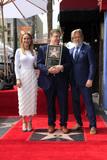 Brie Larson,Jeff Bridges Photo - John Goodman Walk of Fame Star Ceremony