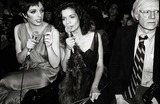 Liza Minelli,Liza Minelli,Andy Warhol,Bianca Jagger Photo - ADAM SCULL STOCK - Archival Pictures - PHOTOlink - 104509