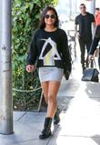 Christina Milian Photo - Celebrity Sightings in Los Angeles CA