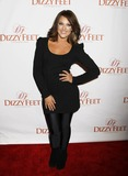 Lacey Schwimmer,Dizzy,Dizzie Photo - Dizzy feet foundations inaugural celebration of dance (Hollywood CA)