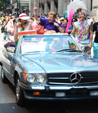 Photo - Photo by Patricia SchleinstarmaxinccomSTAR MAX2017ALL RIGHTS RESERVEDTelephoneFax (212) 995-119662517Gay Pride Day Parade in New York City