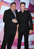 Photo - Photo by Raoul GatchalianstarmaxinccomSTAR MAX2017ALL RIGHTS RESERVEDTelephoneFax (212) 995-119642717Steve Schrippa and Erich Bergen at Keep Memory Alives  21st Annual Power of Love Gala at MGM Grand Garden Arena in Las Vegas Nevada