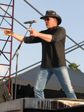 Trace Adkins,B. Smith,Kiss,Chili Photo - KISS Country Chili Cookoff Concert